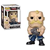 Pop Funko Animation: Fullmetal Alchemist - Alex Armstrong #433 Exclusivo
