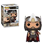 FUNKO POP KING ARAGORN EXCLUSIVO THE LORD OF THE RINGS ORIGINAL
