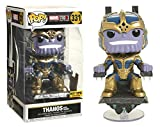 Funko Pop! Marvel Studios The First Ten Years: Thanos with Throne (exclusivo) #331