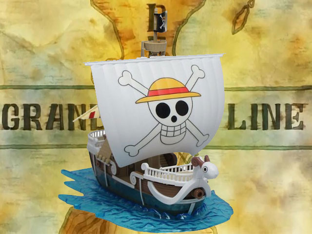 Great ship Dress (Grand Ship) collection Going Merry (From TV animation ONE PIECE)