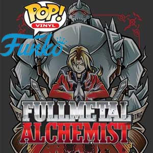 Funko POP Full Metal Alchimist